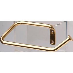 タオルハンガー タオル掛け マルチ・ハンガー MULTI HANGER(P)  真鍮製 アクセサリーおしゃれ 壁 洗面 トイレ キッチン|e-housemania