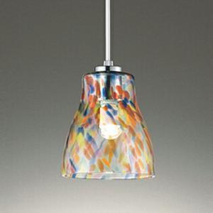 ペンダントライト LED 100V OP252422LD ガラス 室内照明 ペンダント 天井照明 リビング 照明 間接照明 室内ライト 吊り下げライト びいどろ 照明灯|e-housemania