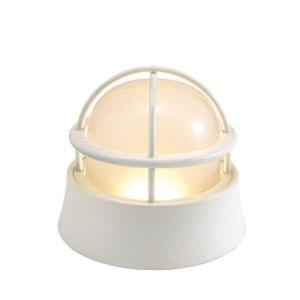 屋外照明 玄関照明 玄関 照明 門柱灯 門灯 外灯 屋外 LED マリンランプ BH1000LOW WAB FR LE 古白色 壁面 天井 床面 真鍮製 照明器具|e-housemania