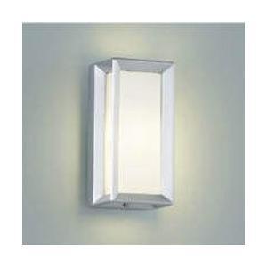 住まいの印象をスマートに演出する、デザイン性の高いコンパクトな門柱灯です。 屋外照明に最適なLED照...