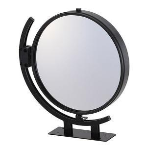 駐車場 車庫 カーブミラー 鏡 道路反射鏡 おしゃれなガレージミラー シンプル|e-housemania
