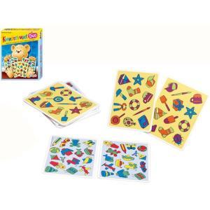 どれがいっしょデュオ 絵探しゲーム カードゲーム AMIGO アミーゴ ドイツ ゲーム おもちゃ 知育 ドイツ パーティー 人気 誕生日 クリスマス プレゼント|e-interia
