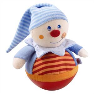 おきあがり人形・キャスパー HA5849 人形 赤ちゃん ベビー 布のおもちゃ 玩具 知育 ドイツ 出産祝 誕生日 プレゼント|e-interia