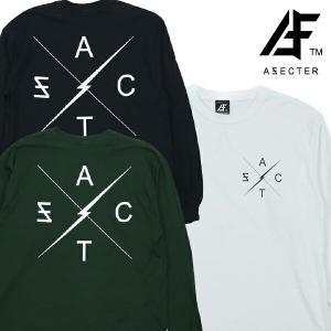 AFFECTER ロンTee LIGHTNING アフェクター 長袖 Tシャツ|e-issue