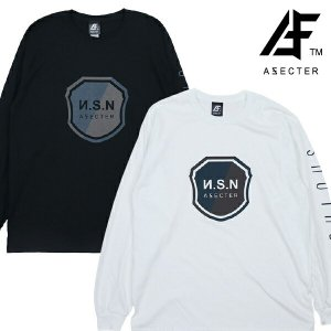 AFFECTER ロンTee N.S.N.L アフェクター 長袖 Tシャツ|e-issue