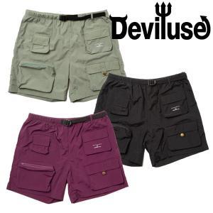 Deviluse ショーツ Storage Shorts デビルユース ハーフパンツ|e-issue