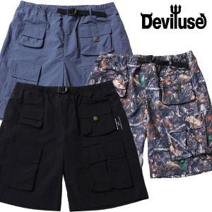 Deviluse ショーツ Storage Shorts Type2 デビルユース ハーフパンツ|e-issue