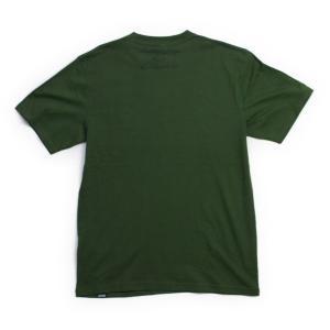 Leflah  Tシャツ  Score logo D-グリーン   (レフラー)|e-issue|02