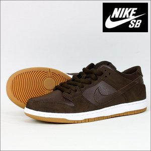 NIKE SB スニーカー    NIKE DUNK LOW PRO IW   BAOQUE BROWN/BAROQUE BROWN.White|e-issue