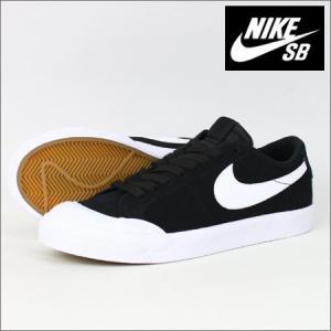 NIKE SB スニーカー    NIKE SB BLAZER ZOOM LOW XT    Black/White/Gum/White/White(黒)|e-issue