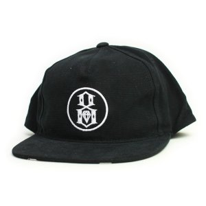 REBEL8   CAP   PAGAN SNAPBACK   黒   (REBEL EIGHT)(マイクジャイアント)   (キャップ)|e-issue