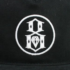 REBEL8   CAP   PAGAN SNAPBACK   黒   (REBEL EIGHT)(マイクジャイアント)   (キャップ)|e-issue|02