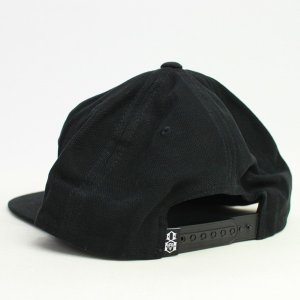 REBEL8   CAP   PAGAN SNAPBACK   黒   (REBEL EIGHT)(マイクジャイアント)   (キャップ)|e-issue|03