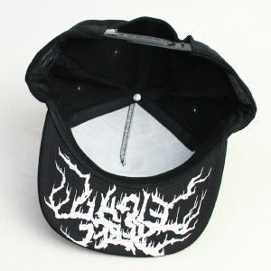 REBEL8   CAP   PAGAN SNAPBACK   黒   (REBEL EIGHT)(マイクジャイアント)   (キャップ)|e-issue|04