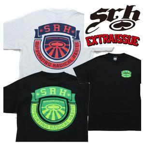 SRH x Extraissue コラボTシャツ|e-issue