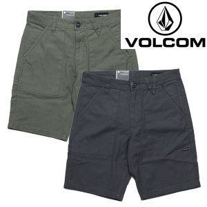 VOLCOM ショートパンツ CLOCKEORKS SHORT 20 ボルコム ハーフパンツ|e-issue