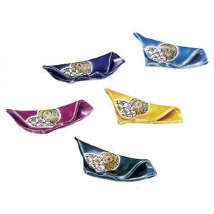 九谷焼 「小紋」箸置