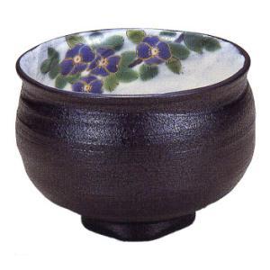 九谷焼 「花水木」抹茶碗|e-kakejiku