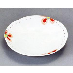 九谷焼 7号鉢・花文|e-kakejiku