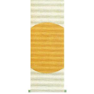 デザイン色紙幅 丸金 モダン おしゃれな掛軸|e-kakejiku