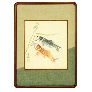 色紙額 「飛鳥」(グリーン)|e-kakejiku