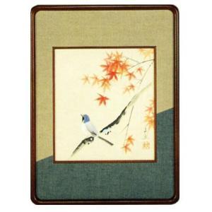 色紙額 「飛鳥」(グレー)|e-kakejiku