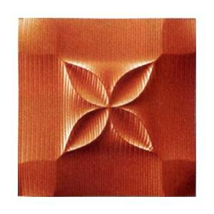 プラデック ウォール アート 「フラッシュ(メタルオレンジ)」|e-kakejiku