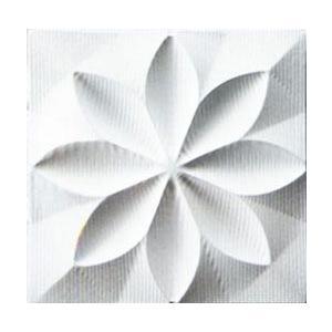 プラデック ウォール アート 「フローラル(ホワイト)」|e-kakejiku