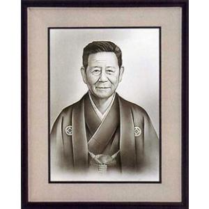 肖像画 F10 彩絵|e-kakejiku