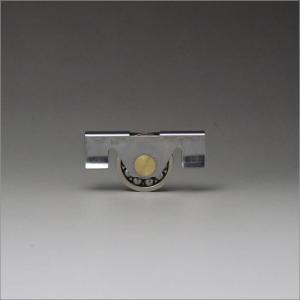 アルミハカマ 40mmH(ACH-1-40)用 ハカマ車 平/丸兼用|e-kanamono