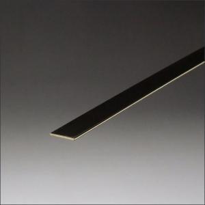 真鍮フラットバー(薄口) 1.0x12x2000mm 磨き|e-kanamono