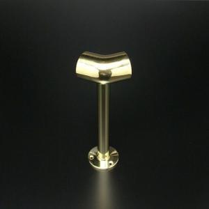 足掛金物 CPB-4 足掛ブラケット 32mm 135度コーナー用 ゴールド|e-kanamono