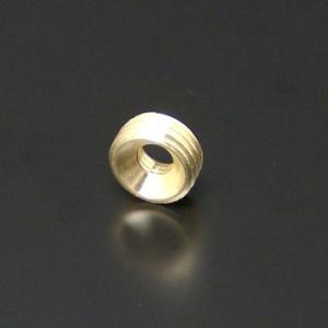 化粧キャップ用座金(真鍮製) Bタイプ EPC-BB 生地(表面処理なし)