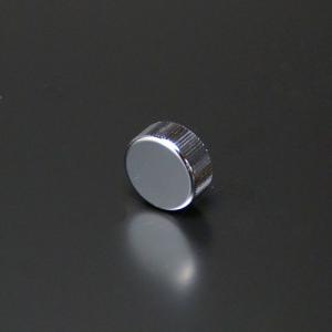化粧ナット(真鍮製) ローレットタイプ EPN-D20R クローム e-kanamono