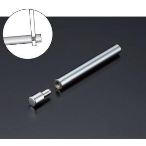 化粧ビスセット(真鍮製) フラットタイプ EPQ-S15F-35 クローム|e-kanamono
