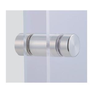 化粧ビスセット(ステンレス製) フラットWタイプ EPW-WS20F-25 VT加工(非鏡面)|e-kanamono