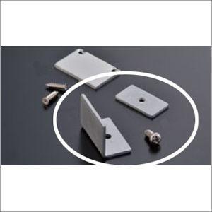 レールキャップBタイプ ピクチャーレール HPI-029用 シルバー|e-kanamono