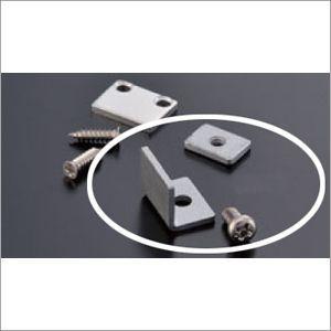 レールキャップBタイプ ピクチャーレール HPI-040用 ホワイト|e-kanamono
