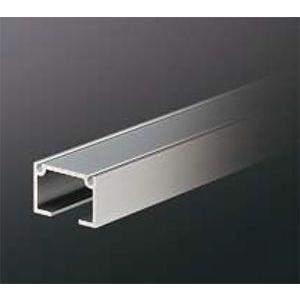 ピクチャーレール HPI-029 30mm幅(面設置用) 3000mm ホワイト 【重量用】 【※サービスカット対応商品です】|e-kanamono