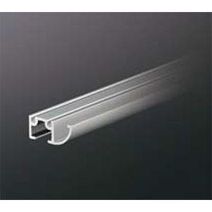 ピクチャーレール HPI-034 16mm幅(面設置用) 3000mm アルマイトシルバー 【軽量用】 【※サービスカット対応商品です】|e-kanamono