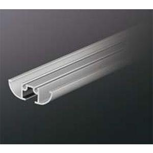 ピクチャーレール HPI-036 16mm幅(面設置用) 3000mm アルマイトシルバー 【軽量用】 【※サービスカット対応商品です】|e-kanamono