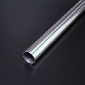 ステンレスパイプ HRP-2 50mm(t1.0mm) x 4000mm #400研磨仕上 【※サービスカット対応商品です】|e-kanamono