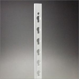 【ダボ柱】 KTD-1 アルミ製 ミニダボ柱(掘込用) 1820mm B2アルマイト 40本入 e-kanamono
