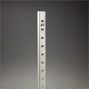 ステンレス棚柱 KTR-1S 2424mm ヘアライン|e-kanamono