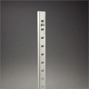 ステンレス棚柱 KTR-1S 606mm ヘアライン 40本ケース入|e-kanamono