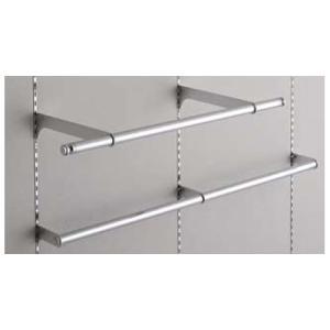 ロイヤル ハンガーブラケット(外々用) A-79S 250 クローム|e-kanamono