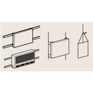 ロイヤル パネル金具 Z-101 クローム