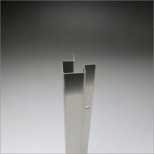 ステンレス柱コーナー 20x20x3000mm ヘアライン仕上 e-kanamono