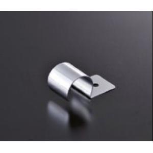 組立パイプシステム UPS-19C 19mm丸パイプ用 固定金具S クロームメッキ|e-kanamono