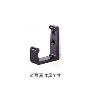 L型壁掛けフック(アルミ製) WPH-A38L シルバー|e-kanamono